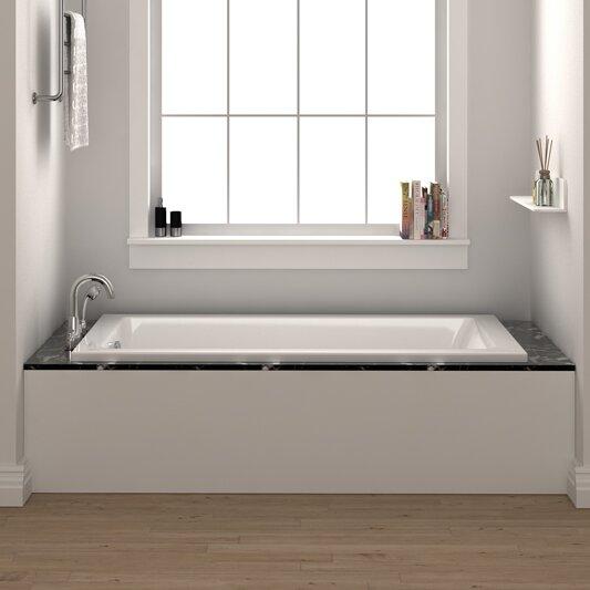 Fine Fixtures Drop In Or Alcove Bathtub 36 Quot X 72 Quot Soaking