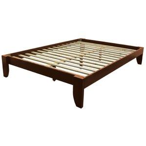 gordon platform bed - King Wood Bed Frame
