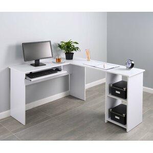 L-Shaped Desks You\'ll Love | Wayfair