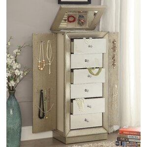Normandy Jewelry Armoire
