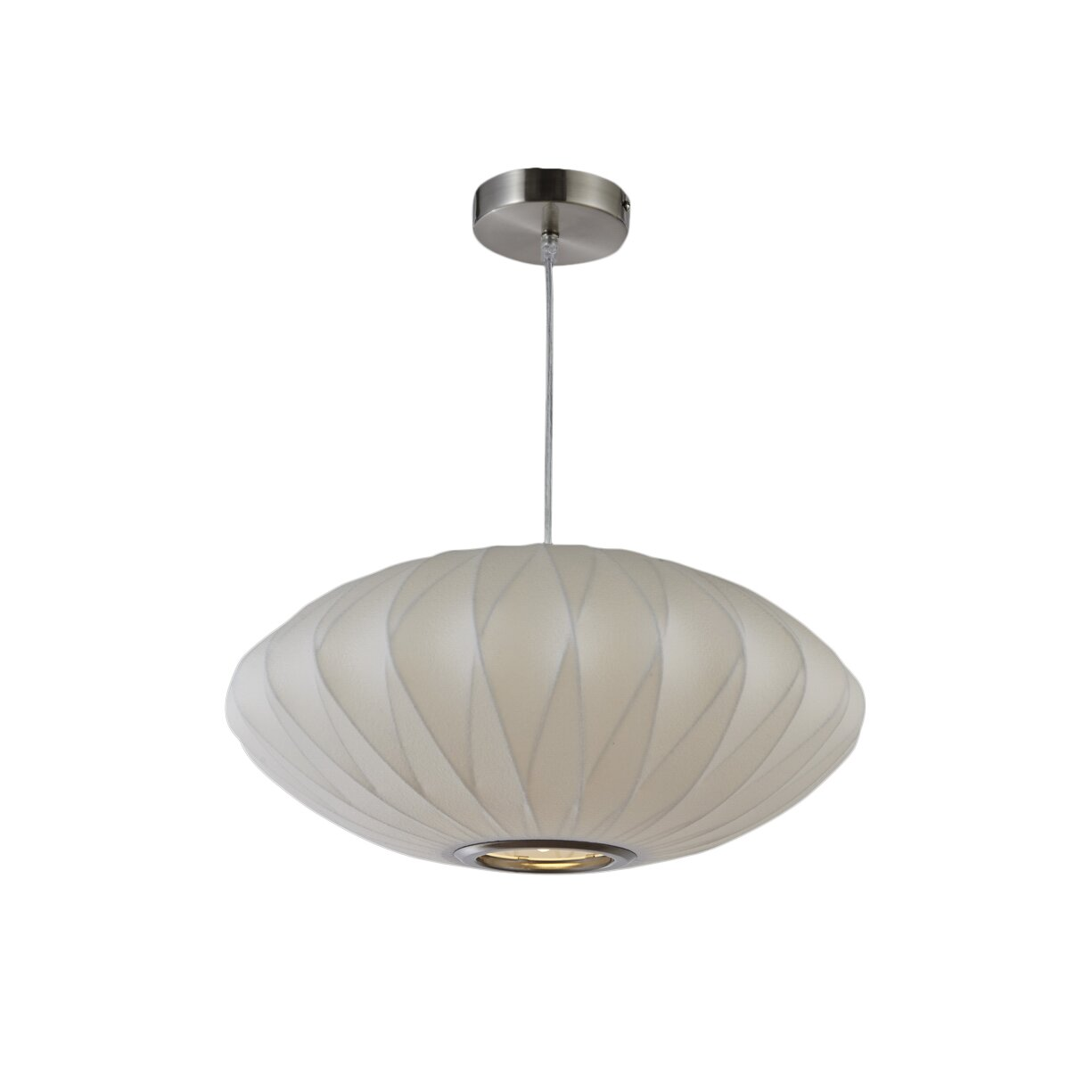 Legion Furniture 1-Light Oval Pendant & Reviews