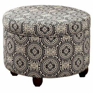 Allison Upholstered Storage Ottoman