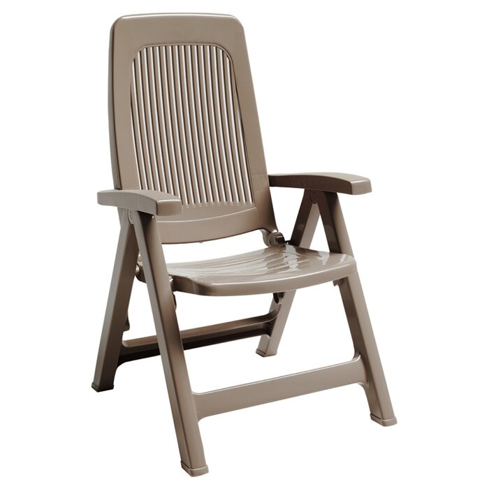 SCAB Elegant 5 Position Outdoor Folding Dining Chair Reviews – Foldable Dining Chairs