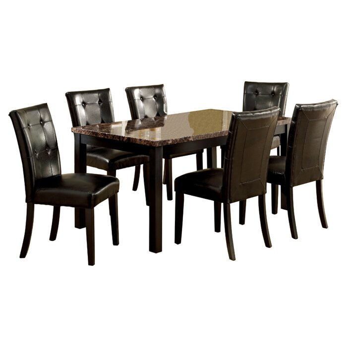 Hokku designs manhattan dining table reviews wayfair for Hokku designs dining room furniture