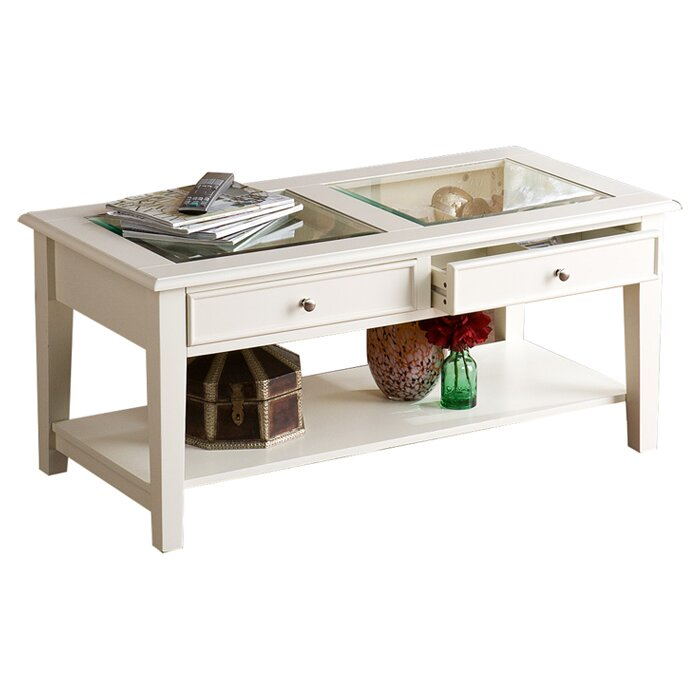 Amberly Coffee Table - Alcott Hill Amberly Coffee Table & Reviews Wayfair