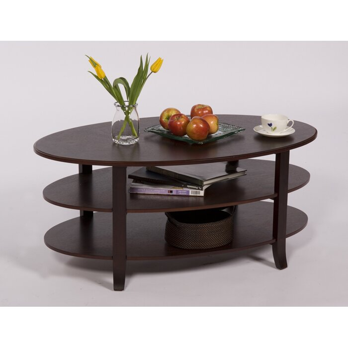 Tms London 3 Tier Coffee Table Amp Reviews Wayfair