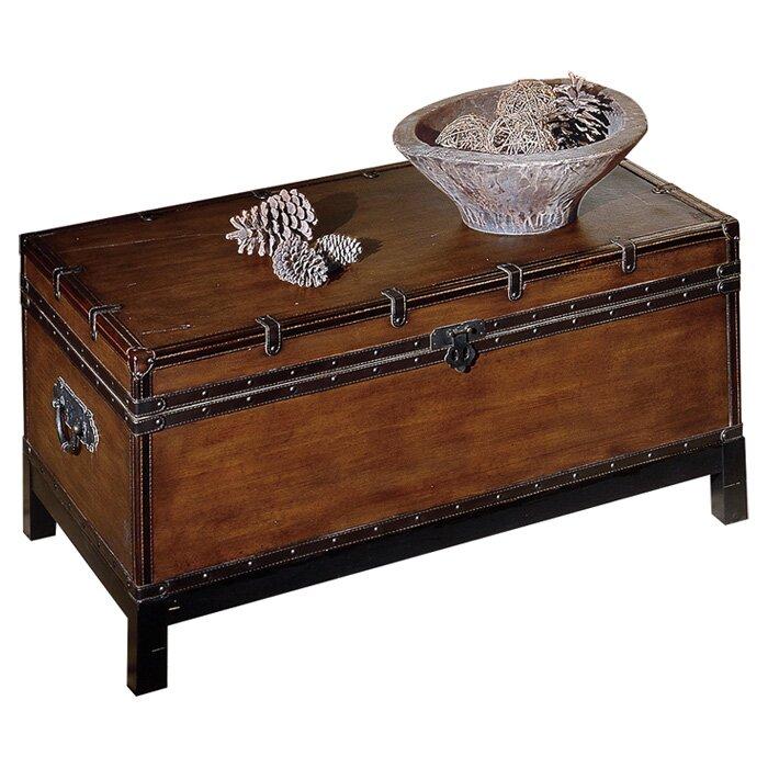 Glenway Trunk Coffee Table Trunk - Alcott Hill Glenway Trunk Coffee Table Trunk & Reviews Wayfair