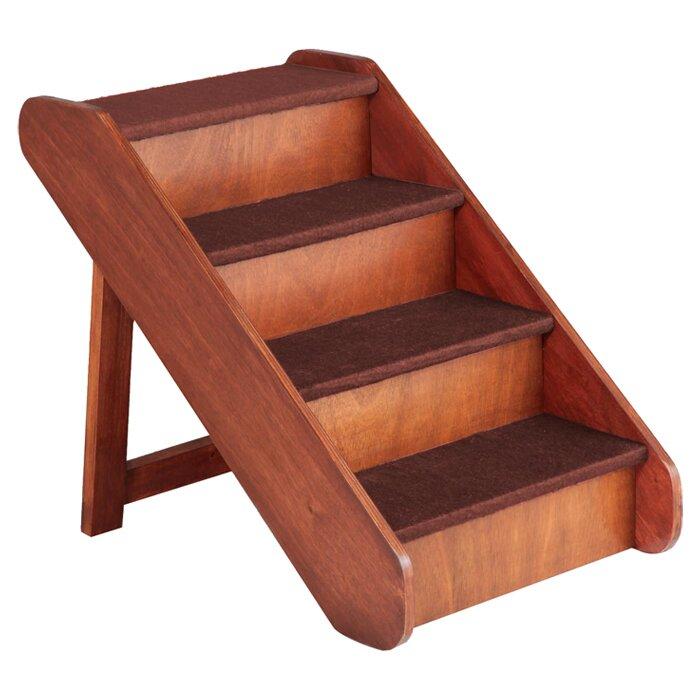 solvit pupstep wood pet stairs reviews