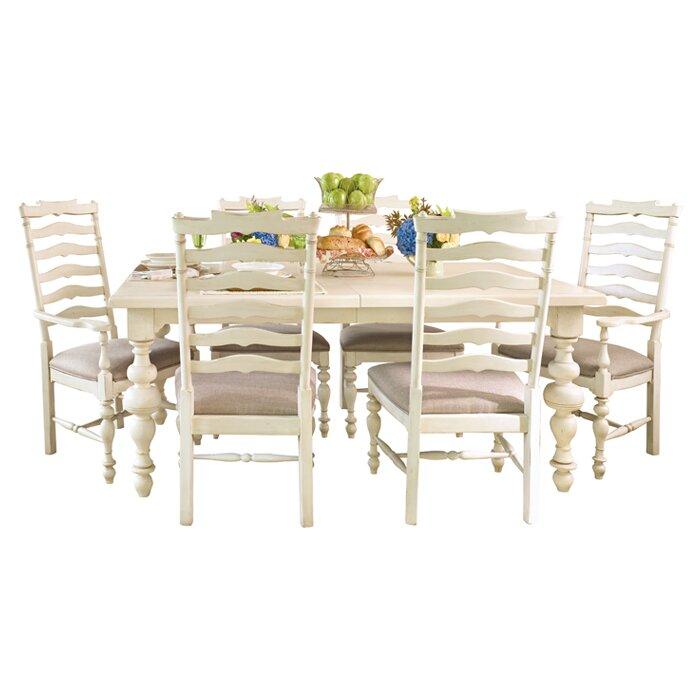 Paula Deen Home Paula\'s Extendable Dining Table & Reviews   Wayfair