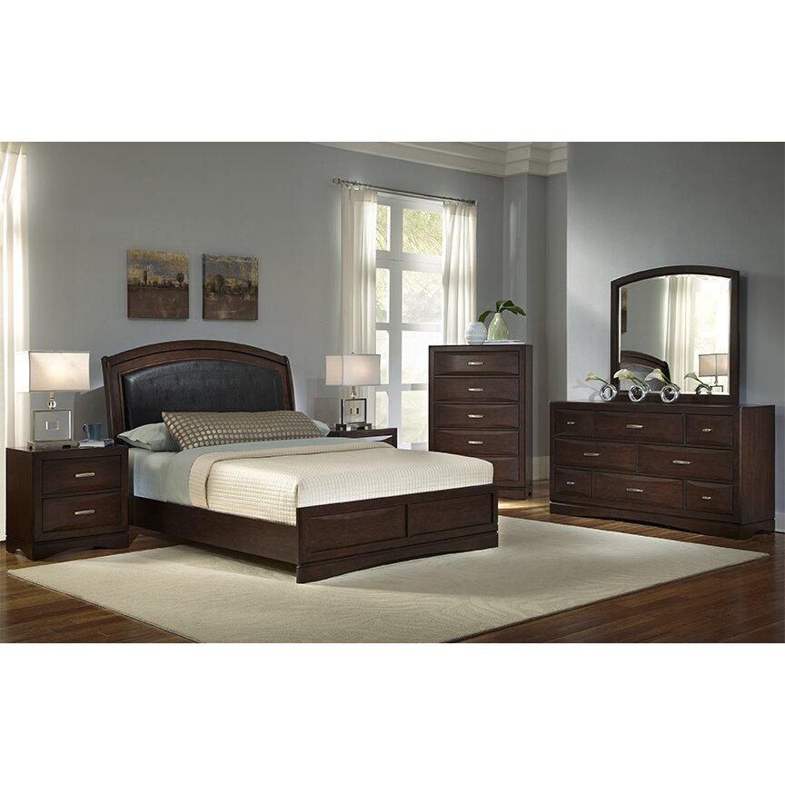 Beverly Panel Customizable Bedroom Set