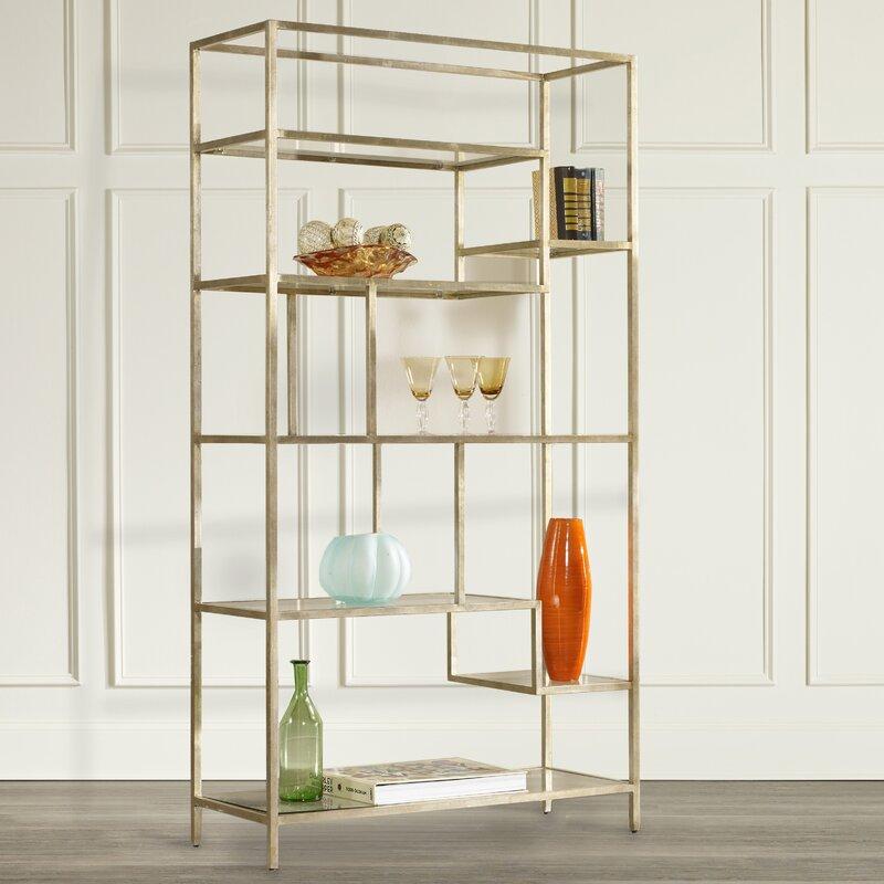 "hooker furniture 78"" etagere | wayfair"