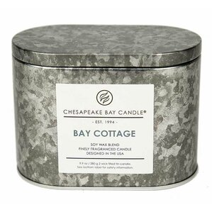 Heritage Double Wick Bay Cottage Jar Candle
