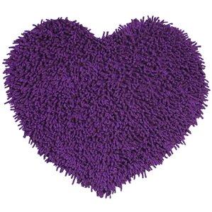 shagadelic handloomed purple area rug