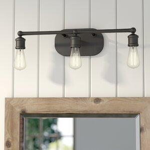 Agave 3 Light Vanity Light