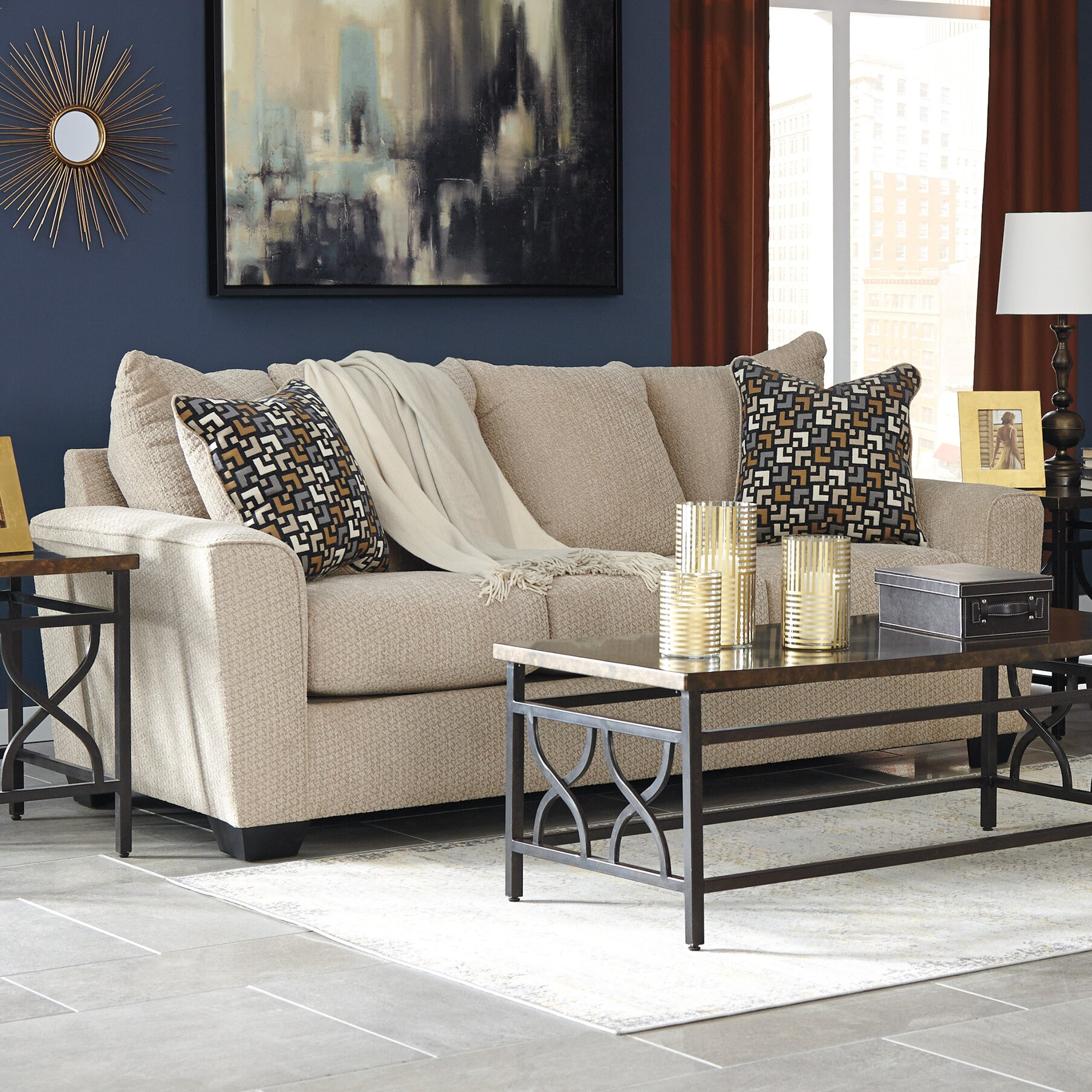 Benchcraft Wixon Sleeper Sofa Reviews