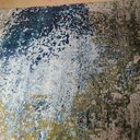 World Menagerie Hayes Blue Green Area Rug Amp Reviews Wayfair