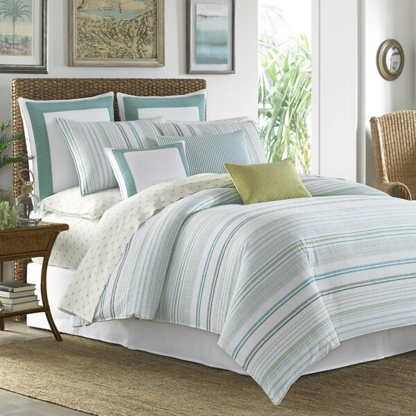 Tommy bahama bedding la scala breezer 4 piece reversible for Bahama towel chaise cover