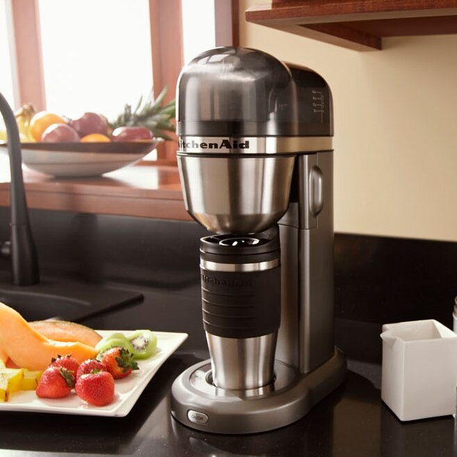 Kitchenaid Personal 4 Cup Coffee Maker Amp Reviews Wayfair