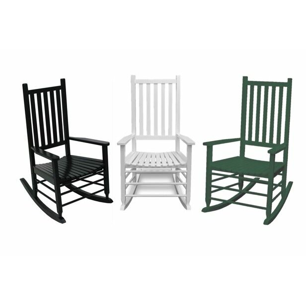Just Cabinets Charleston Rocking Chair & Reviews  Wayfair.ca