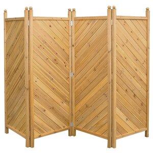 180cm x 240cm 5 Panel Room Divider