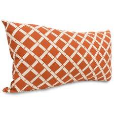 Menton Pattern Indoor/Outdoor Lumbar Pillow