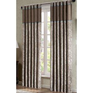 Amazing Pokanoket Paisley Rod Pocket Curtain Panels (Set Of 2)