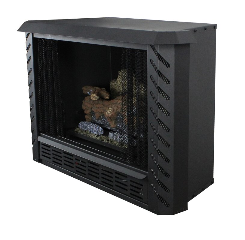 Default_name  Vent Free Fireplace Insert