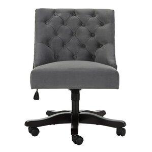 Tufted Fabric Office Chair Wayfair