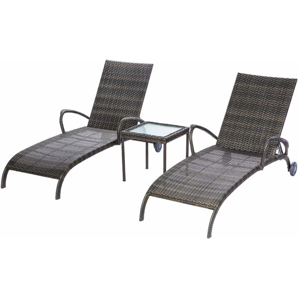 Brayden Studio Melitta All Weather Wicker Double Chaise Lounge   WayfairBrayden Studio Melitta All Weather Wicker Double Chaise Lounge  . Double Chaise Chair. Home Design Ideas