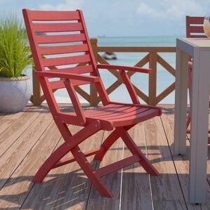 Folding Patio Dining Chairs Wayfair