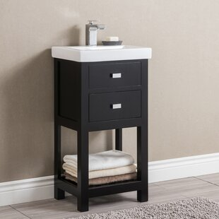 18 inch vanities you'll love | wayfair 18 Inch Bathroom Vanity