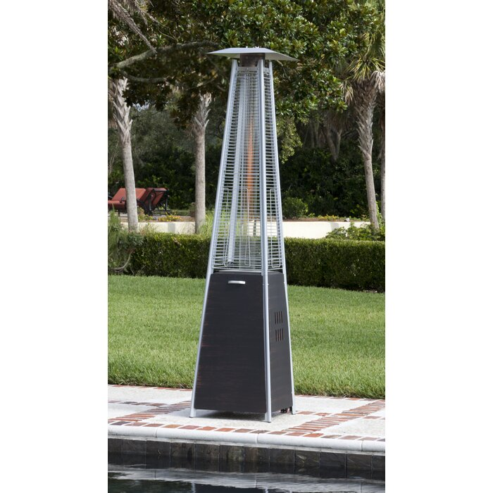 modern bk freestanding blaze patio portable heater sunglo products black propane