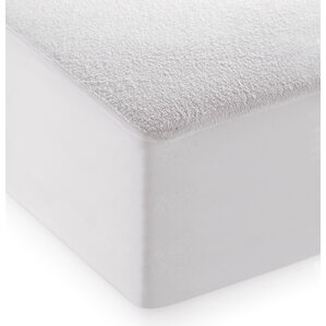 Comfort Terry and Breathable Hypoallergenic Waterproof Mattress Protector by dreamSERENE