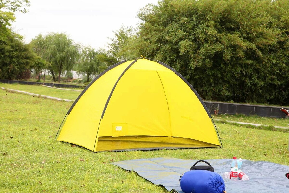 Semoo Lightweight Beach Shade 1 Person Tent with Carry Bag & Semoo Semoo Lightweight Beach Shade 1 Person Tent with Carry Bag ...