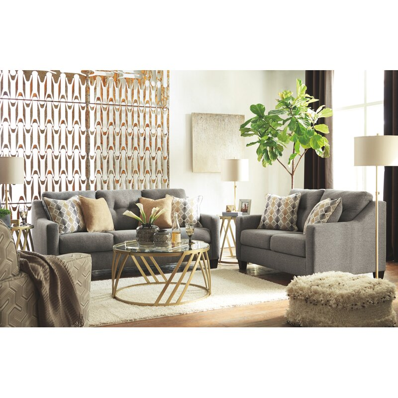 Fabulous Audie Sleeper Configurable Living Room Set Download Free Architecture Designs Ferenbritishbridgeorg