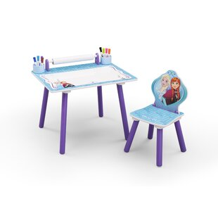 Disney Frozen Children's Activity Desk and chair by Frozen