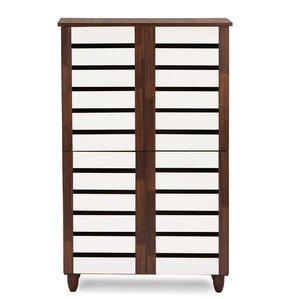 furniture shoe storage. katherine 18pair shoe storage cabinet furniture o