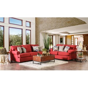 Driffield Configurable Living Room Set by Darby Home Co