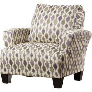 Superieur Dark Purple Accent Chair | Wayfair