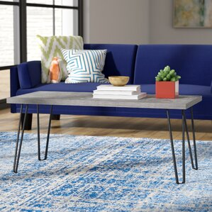 contemporary living room tables.  Modern Contemporary Coffee Tables You ll Love Wayfair