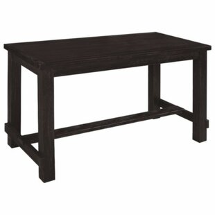 Rudolph Traditional Style Wooden Pub Table