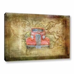 Vintage Car Wall Art Wayfair