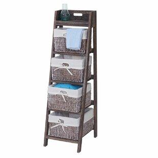 bookshelf storage bookshelves free amazon copree com dp rack book bookcase organizer standing display bamboo shelving tree shelf