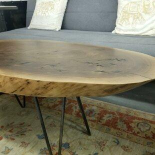 Bon Cooperstown Walnut Coffee Table