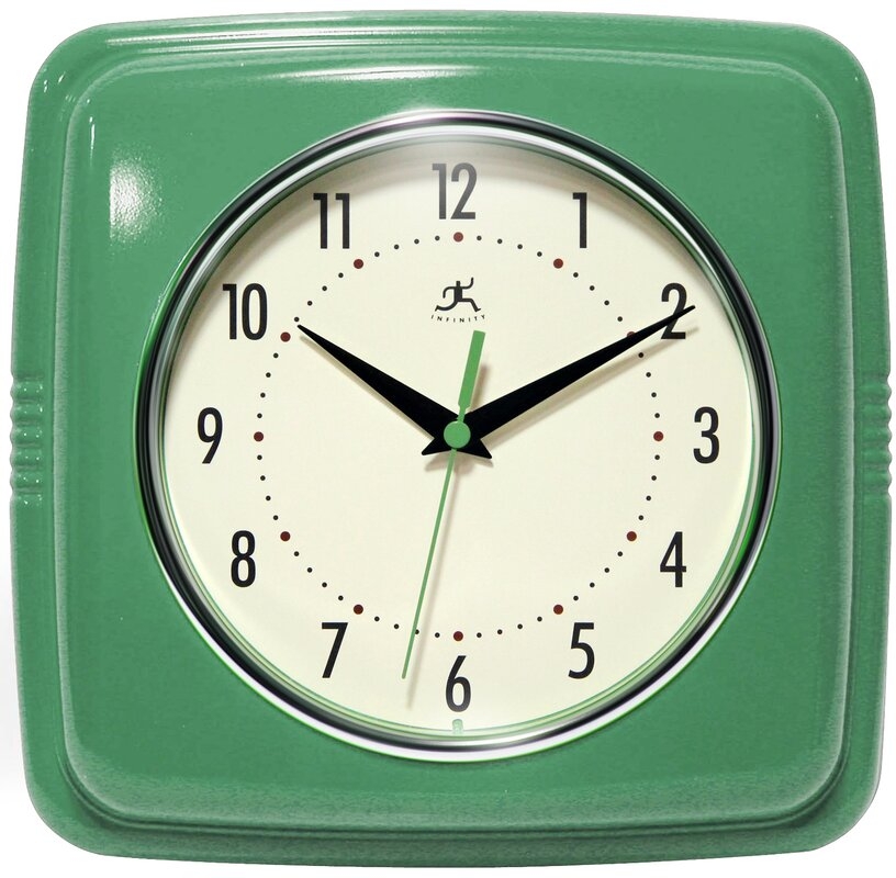 ornate desk clock modern contemporary wall clocks youll love wayfair