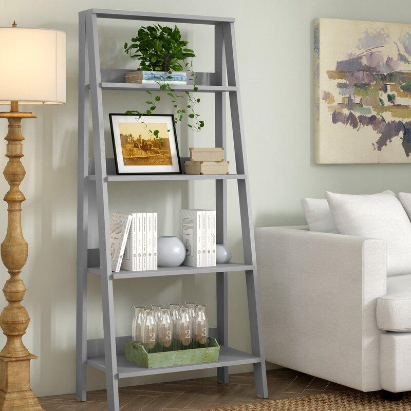 Langley Street Imogen Ladder Bookcase & Reviews | Wayfair