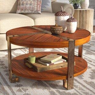 Gallatin Round Coffee Table
