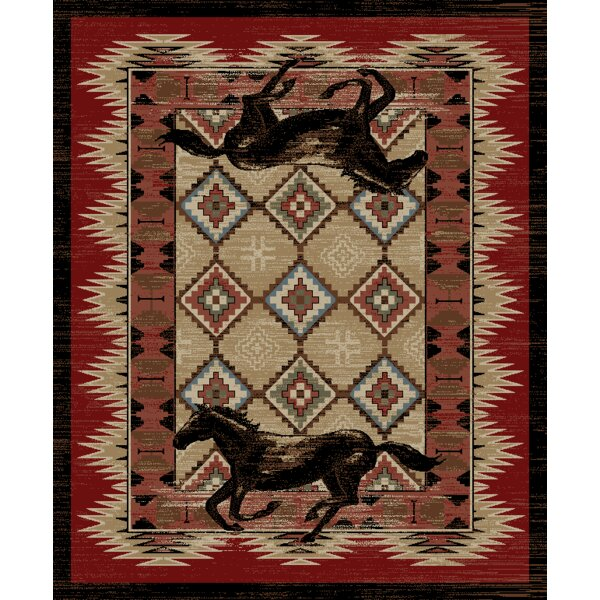Mayberry Rug American Destinations Lexington Horse Multi Area Rug