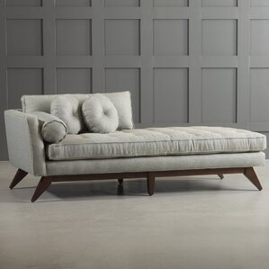 Fairfax Chaise Lounge by DwellStudio