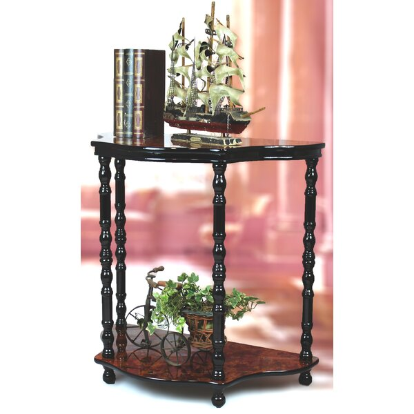 Dark Cherry Entryway Table | Wayfair